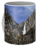 Yosemite Water Fall Coffee Mug