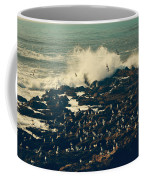 You Came Crashing Into My Heart Coffee Mug by Laurie Search