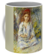 Young Algerian Girl Coffee Mug