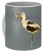 Young American Avocet Coffee Mug