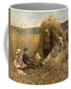 Young Harvesters Coffee Mug by Lionel Percy Smythe