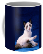 Young Mixed Breed Grooms Coffee Mug
