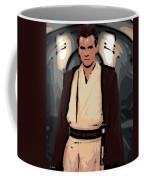Young Obi Wan Kenobi Coffee Mug