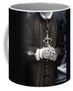 Young Renaissance Priest Coffee Mug