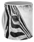 You've Got Zebra Eyes Coffee Mug