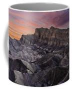 Zabriske Sunset Coffee Mug