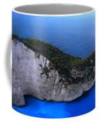 Zakynthos  Crocodile Island Greece Coffee Mug