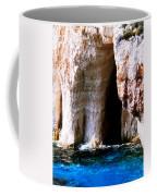 Zakynthos Grotte Greece Coffee Mug