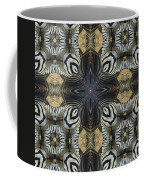 Zebra Cross II Coffee Mug