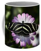 Zebra Longwings Coffee Mug