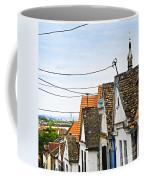 Zemun Rooftops In Belgrade Coffee Mug by Elena Elisseeva