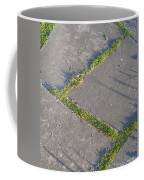 Zig-zagging Coffee Mug
