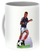 Zinedine Zidane 01 Coffee Mug