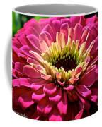 Zinnia Power Coffee Mug