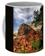 Zion As Water Color Coffee Mug