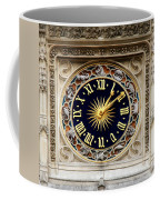 Zodiac Clock Coffee Mug