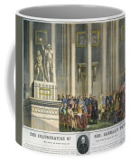 Z.taylor: Inauguration Coffee Mug by Granger