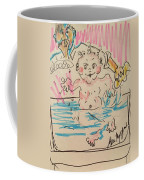 Bathing Time Coffee Mug