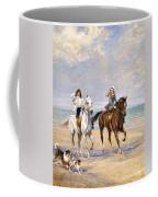 A Ride By The Sea Coffee Mug
