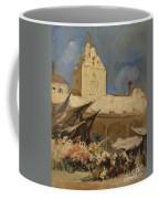 A Venetian Flower Market Coffee Mug
