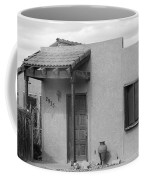 Adobe House  Coffee Mug