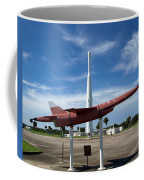 Air Force Museum At Cape Canaveral  Coffee Mug