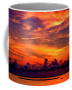 ... And As The Sun Sets On Another Beautiful Day Coffee Mug