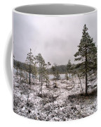 April Snow 1 Coffee Mug