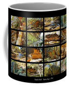 ' Australia Rocks ' - The Dripping Gorge - New South Wales Coffee Mug