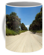 Back Road In Central Florida. Coffee Mug