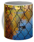 Black Swan On Watercolor Coffee Mug