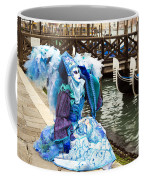 Blue Angel 2015 Carnevale Di Venezia Italia Coffee Mug