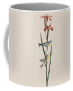 Blue Yellow-backed Warbler Coffee Mug