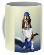 Bowling Hound Coffee Mug