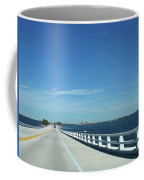Bridge Over The Sea Coffee Mug