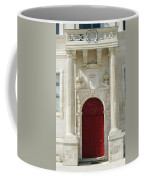 Burgundy Door Coffee Mug