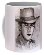Butch Cassidy Coffee Mug by Jack Skinner