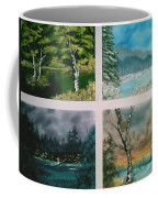 Colors Of Landscape Coffee Mug