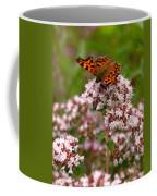 Comma Butterfly Coffee Mug