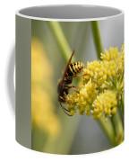 Common Wasp Coffee Mug