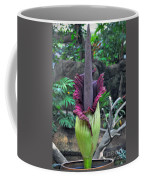 Corpse Flower Coffee Mug