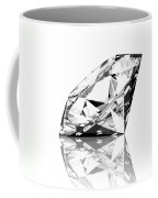 Diamond Coffee Mug by Setsiri Silapasuwanchai
