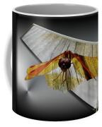 Eastern Amber Dragonfly 3d Coffee Mug