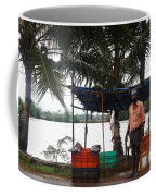 Fish Seller Coffee Mug