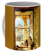 Gate Of The Great Mosque. Damascus Coffee Mug