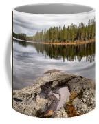 Haukkajarvi Landscape Coffee Mug