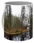 Haukkajoki Panorama 2 Coffee Mug