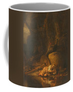Hera Hides During The Battle Between The Gods And The Giants Coffee Mug