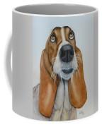 Hound Dog Eyes Coffee Mug