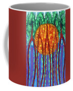 I Flow To Violet Coffee Mug